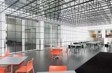 Illusory Grid Cafes