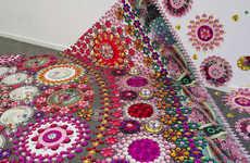 Climbing Kaleidoscope Installations
