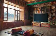 Television-Themed Retreats
