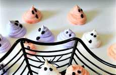 Festive Ghostly Mergingues