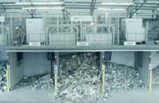 Robot-Run Recycling Plants