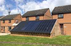Anti-Overheating Solar Technology