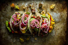 37 Non-Traditional Taco Dishes