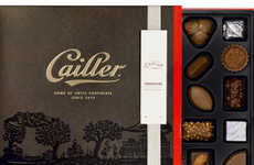 Decadent Swiss Chocolate Bars