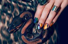 45 Lustrous Reptilian Fashions