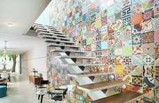 Mosaic Mexican Walls