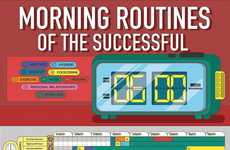 Routine Success Infographics