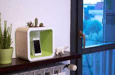 Cactus-Incorporated Device Docks
