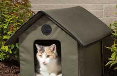 Warm Feline Dwellings