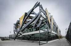 28 Innovative Steel Facades