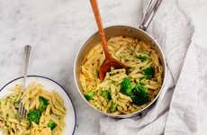 Broccoli Pesto Macaroni