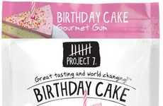 Birthday Cake Chewing Gum