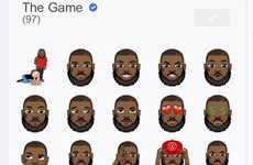 Rapper Emoji Apps