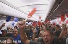 Democratic Airline Stunts
