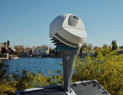 Sky-Recording Weather Devices
