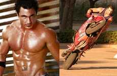Motorcycle Stunt Flicks