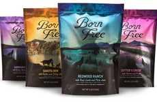 Nature-Themed Pet Food