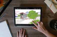 Deep 3D Sketching Apps