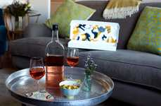 Mail-Friendly Wine Bottles