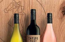 Artisanal Wine Labeling