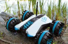 Multi-Terrain Drone Toys