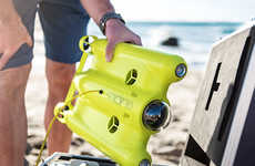 Aquatic 4K Camera Drones
