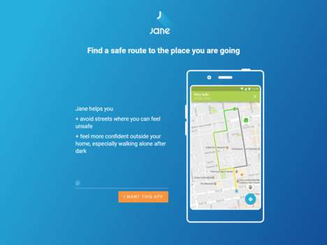 Route Safety Map Apps