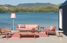 Indoor-Style Outdoor Furniture