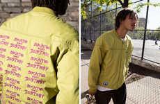 Pop-Art Emblazoned Streetwear