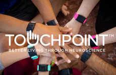 Stress-Alleviating Wristbands