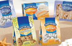 Summer-Themed Snack Treats