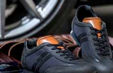 English Sports Car Sneakers