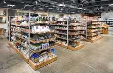 Substainble High-End Grocers