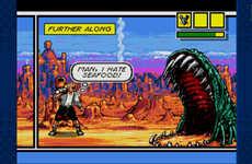 Revived Retro Smartphone Games