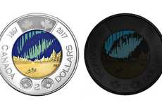 Glow-in-the-Dark Coins