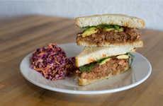 Alternative BBQ Sandwiches