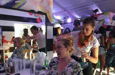 Complimentary Festival Makeovers