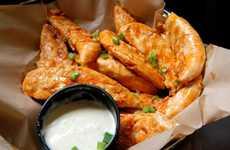 Grilled Boneless Chicken Wings