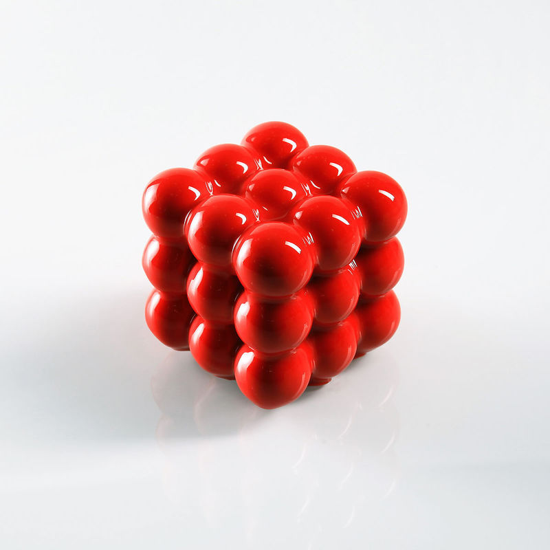 3D-Printed Pastry Molds