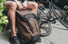 Versatile Urban Backpacks