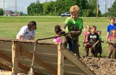 Kid-Friendly Obstacle Courses