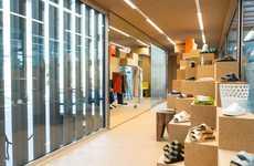 Pop-Up Sandal Shops