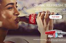 Cola Consumption Loyalty Programs