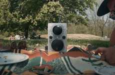 Translucent Bluetooth Radios