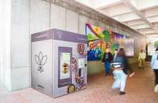 Vegan Meal Vending Machines
