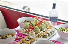 Sushi-Themed Gin Tastings