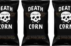 Spicy Blackened Popcorns