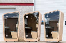 Office Space Seclusion Pods