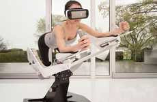 Gym-Specific VR Fitness Plans