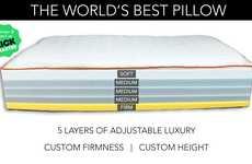 Customizable Comfort Pillows